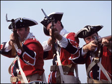 Redcoats - Battlefield Britain