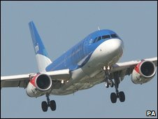 A BMI plane (file image)