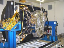 Webb telescope's Mid-Infrared Instrument (Nasa)