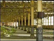 Mayfied Railway station