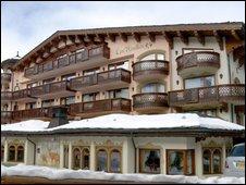 courchevel hotel