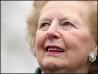 Mrs Thatcher c/o Getty Images
