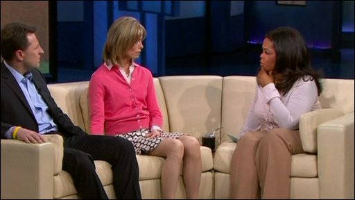 Gerry and Kate McCann on The Oprah Winfrey Show