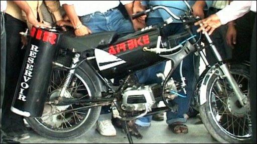 The Airbike