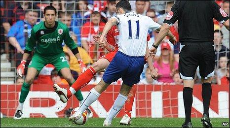 Middlesbrough v Manchester United