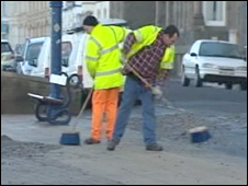 Council workers (generic)