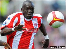 Senegal's Abdoulaye Diagne Faye