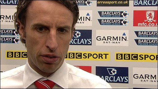 Gareth Southgate