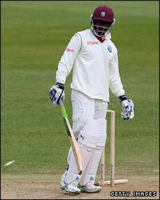 West Indies opener Devon Smith