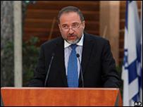 وزير الخارجية الإسرائيلي، أفيجدور ليبرمان