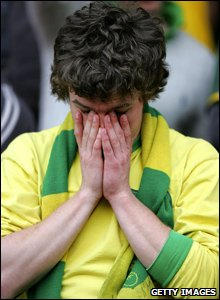 Norwich City fan