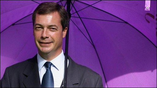 Nigel Farage UKIP MEP