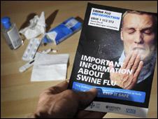 Flu leaflet