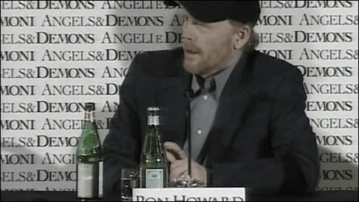 Film director Ron Howard