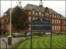 Alleyn's school in London