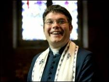 Reverend Scott Rennie