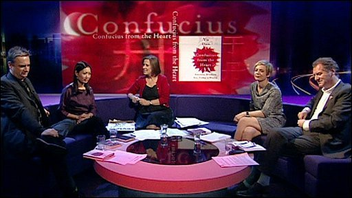 Paul Morley, Diane Wei Liang, Miranda Sawyer, and Andrew Motion join Kirsty Wark