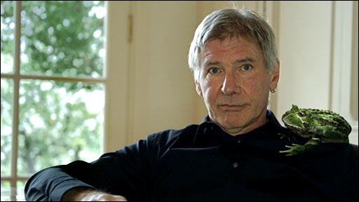 Harrison Ford (The Prince's Rainforest Project's Rainforest SOS campaign)