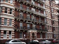 Mansion flats in Lonodn