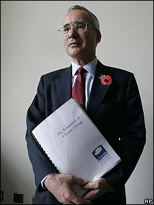 Sir Nicholas Stern (Image: AP)