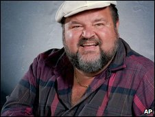 Actor Dom DeLuise (file image)