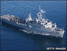 USS Dubuque (file image)