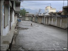 Mingora in Swat