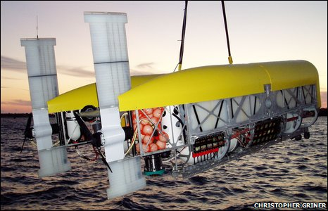 Robot sub aims for deepest ocean