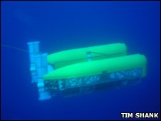 Nereus submarine