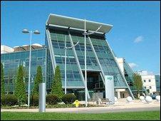 Sage HQ in Newcastle