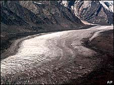 A glacier (file photo)
