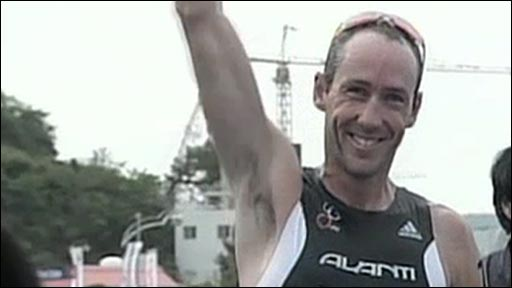 Docherty Wins Tongyeong Dextro Energy Triathlon