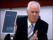 John McFall, MP