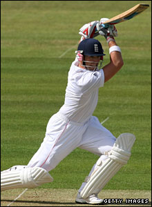 Matt Prior hits out