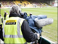 Setanta has not made its final payment to the SPL for this season