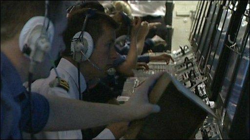 Aboard HMS Illustrious
