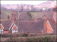 Houses in Ewhurst