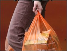 Sainsbury's shopper