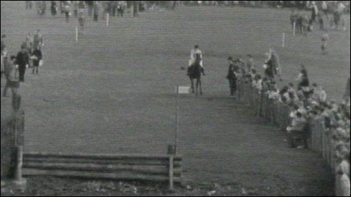 Badminton 60 years ago