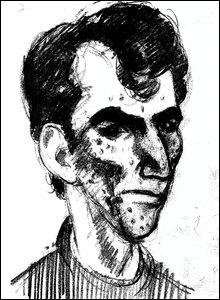 Artist's impression of Madeleine suspect