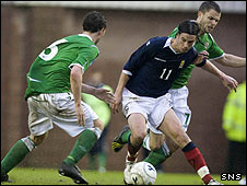 George Boyd was influential for Scotland