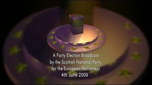 SNP election broadcast