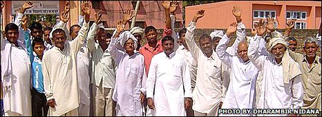 Villagers in Haryana boycott the polls