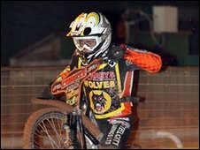 King's Lynn guest Tai Woffinden