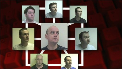 Convicted paedophiles