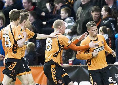 Dundee Utd 1-1 Aberdeen