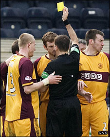 Motherwell are the front-runners for the Fair Play place