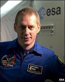 Frank de Winne (Esa)