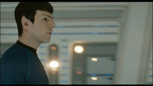 Still from Star Trek film