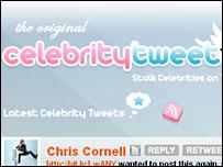 http://www.celebritytweet.com